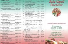 Bella Napoli Pizza Frisör Keller