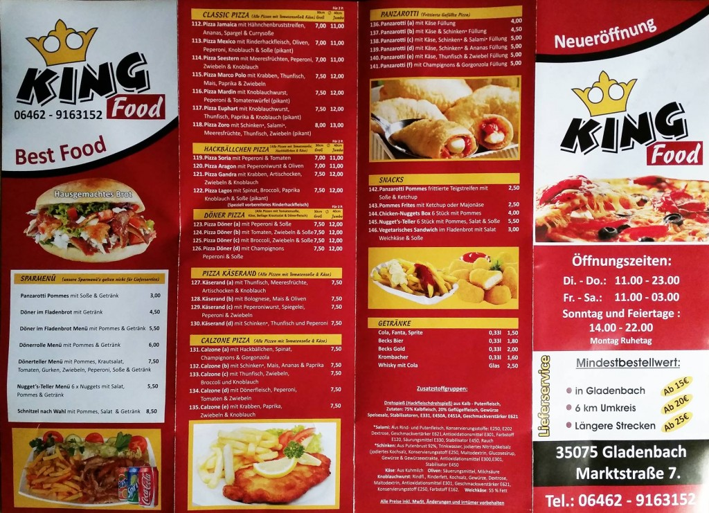 Speisekarte-King-Food-Gladenbach-Rückseite