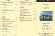 Pizza Capri Eis-Cafe Bar Alessandro